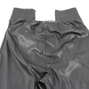 Lauren Ralph Lauren Pants - Lauren Ralph Lauren Alatea Vegan Leather Leggings